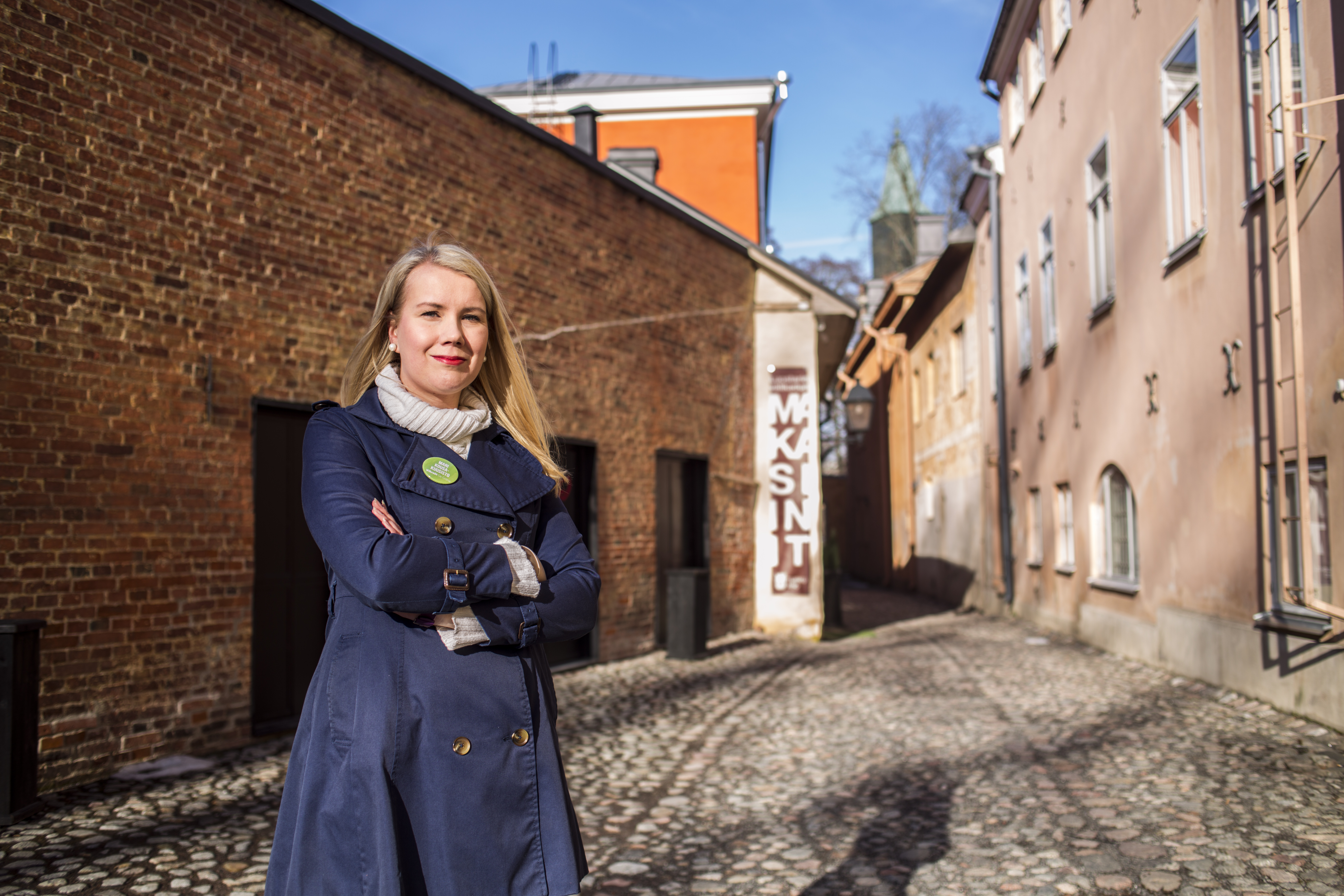Mari Kousa-Kuusiston kuva